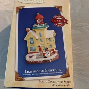 Hallmark Magic Collector's Series Ornament